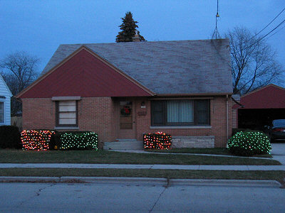Christmas Lights 2003